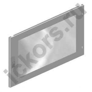 Комплектующие к климатическому оборудованию - Дверь секционная обзорная
