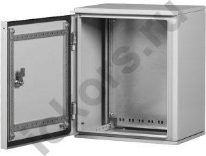 Навесной металлический шкаф MFQ 300 мм