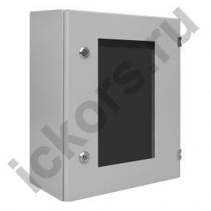 MFQ-V 600 мм Шкаф распределительный с обзорной дверью
