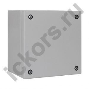 Распределительная стальная коробка MBQ 80 мм
