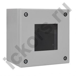MFQ-V 500 мм Шкаф распределительный с обзорной дверью