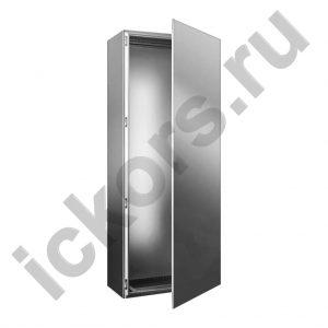Шкаф распределительный напольный из нержавеющей стали MPQ-S 500 мм