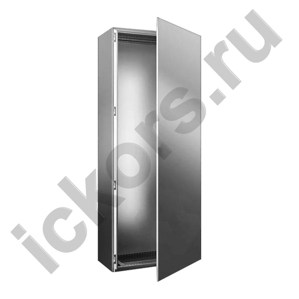 Шкаф распределительный напольный из нержавеющей стали