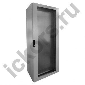 MPQ-V 1800 мм Шкаф электрический напольный распределительный с обзорной дверью