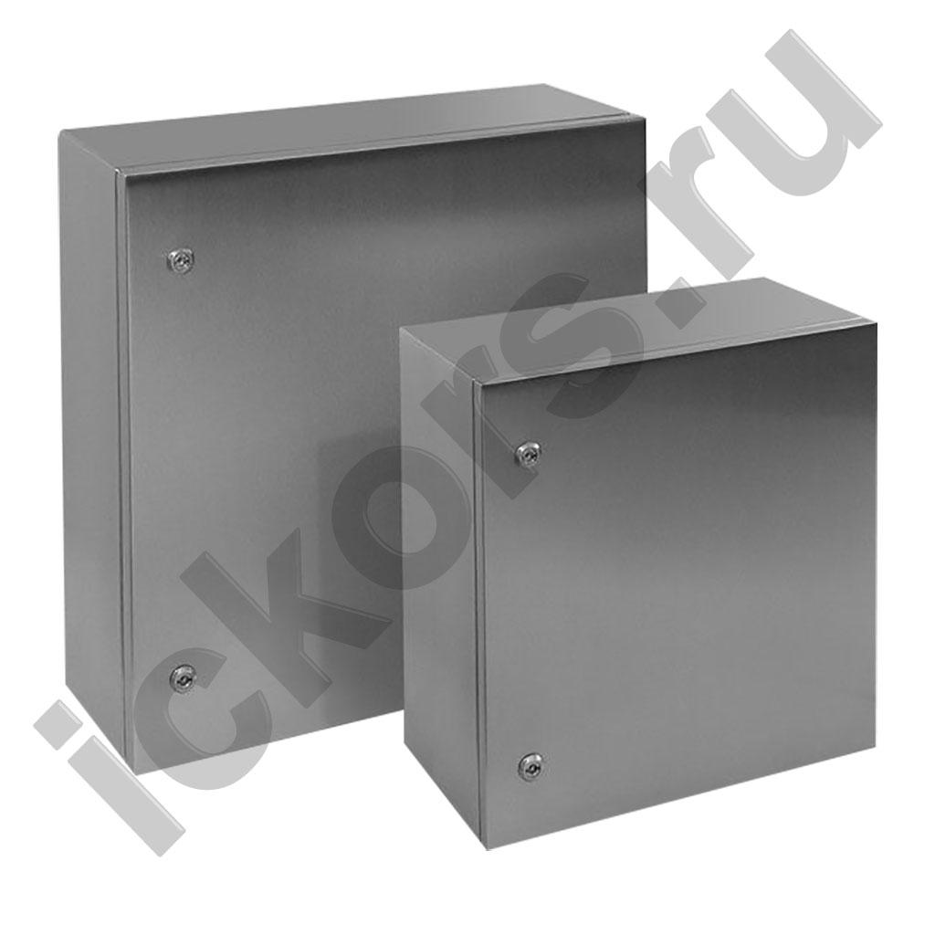 Шкаф компактный из нержавеющей стали