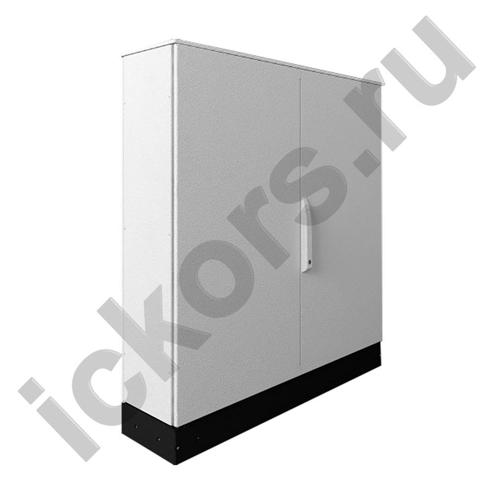 Шкаф напольный двухдверный распределительный