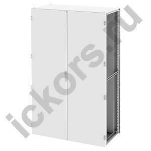 Двухдверный шкаф распределительный MFQ-D 300 мм