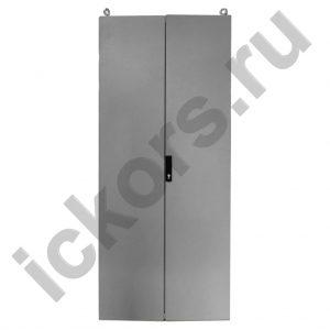 Распределительный двухдверный шкаф MFQ-D 400 мм