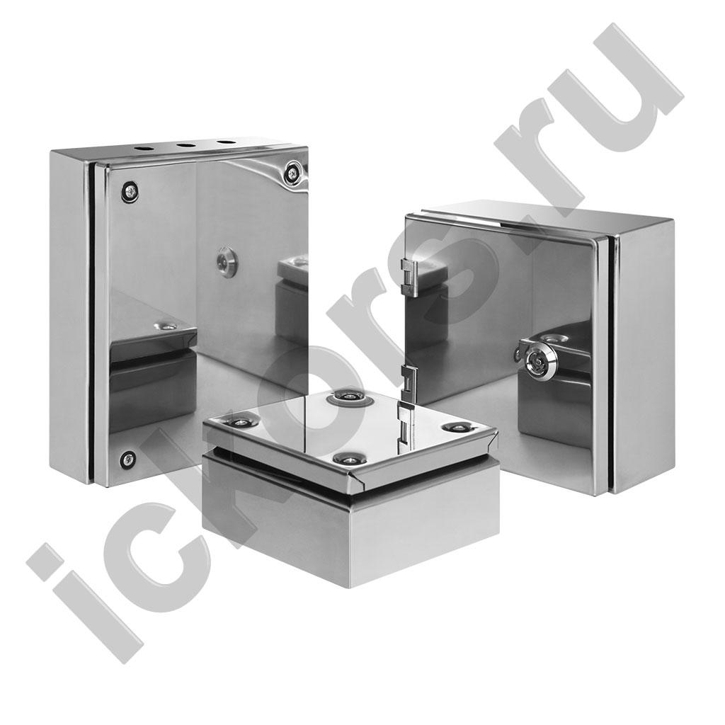 Шкаф распределительный нгержавейка компактный