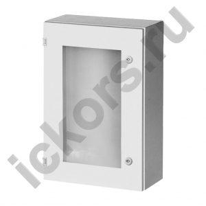 MFQ-V 1200 мм Шкаф распределительный с обзорной дверью