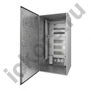 Утепленный шкаф из нержавеющей стали с обогревом
