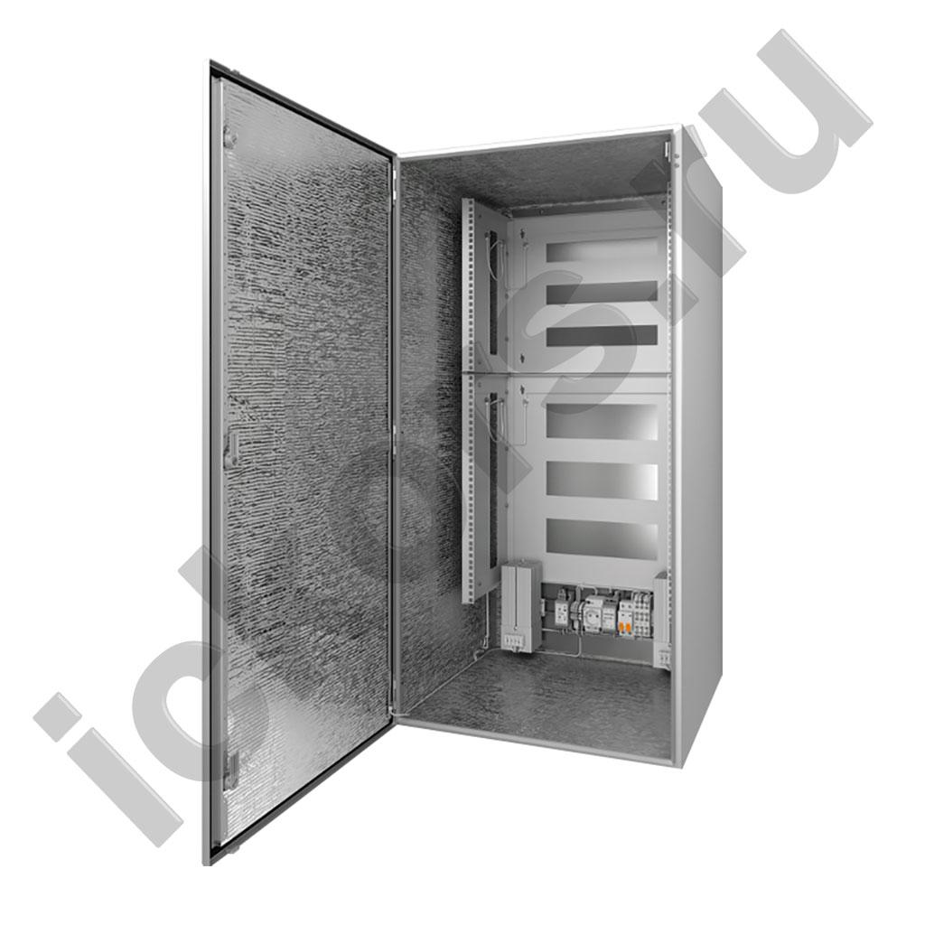 Термошкаф из нержавеющей стали с отоплением и вентиляцией