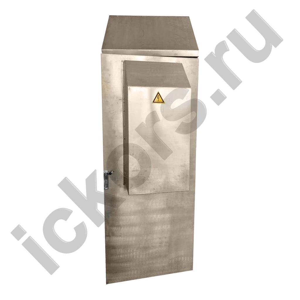 Термошкаф напольный рамный из нержавеющий стали с кондиционером