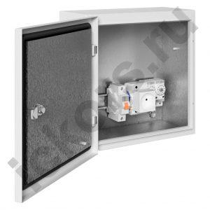 Компактный шкаф с обогревом и вентиляцией ST-V