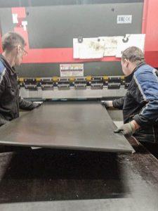 Производство корпусов электрошкафов