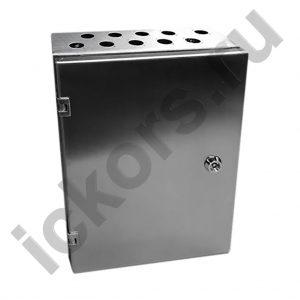 Компактный шкаф распределительный из нержавеющей стали MFQ-S 150 мм