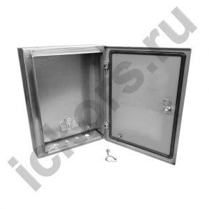 Компактный шкаф распределительный из нержавеющей стали MFQ-S 40.30.12