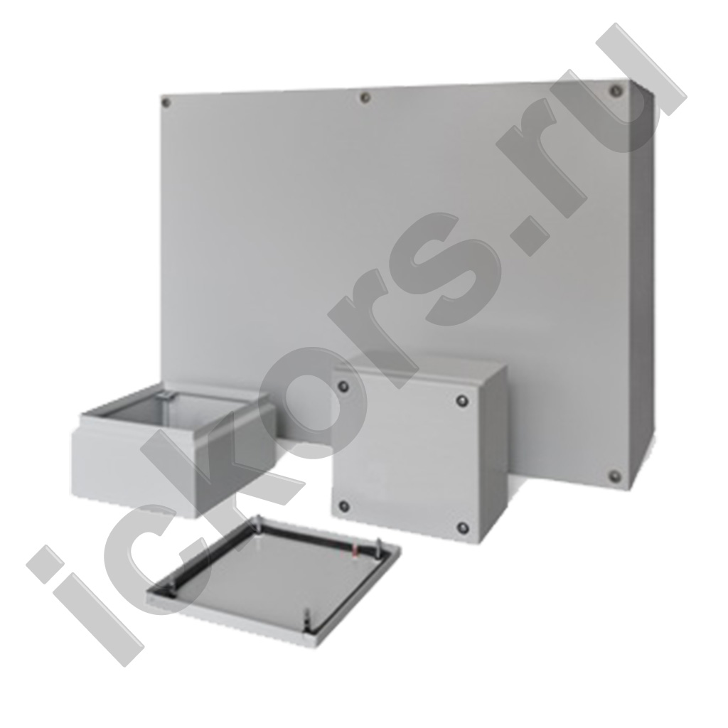 Коробка распределительная металл IP66 55